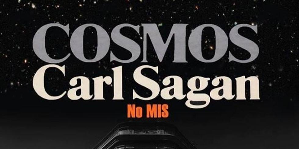 Cosmos no MIS Campinas: Enciclopédia Galáctica