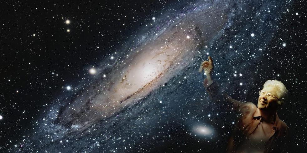 Especial Mulheres na Astronomia: Vera Rubin