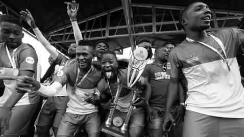 Final da Copa dos Refúgiados 2019
