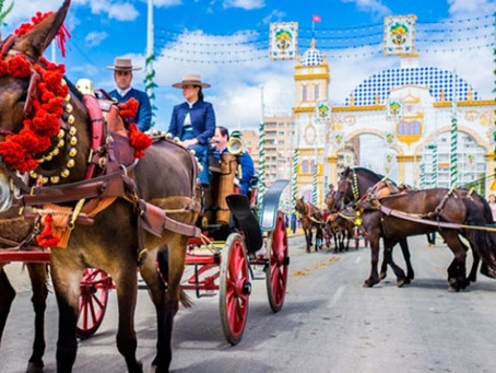 Feria de Abril 2020 in Spain