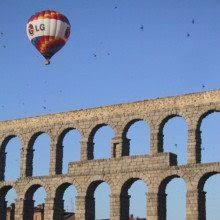 Discover the region in a different way by hotair balloon flights