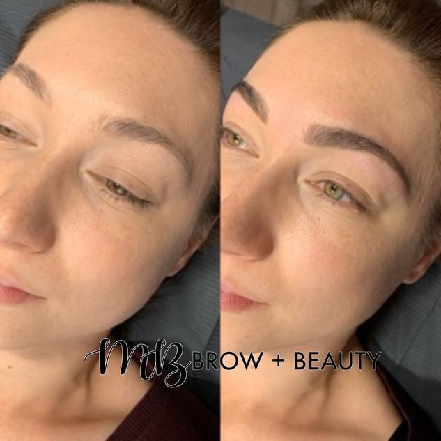 brow shaping wax waxing guelph
