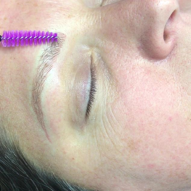 guelph microblading brows eyebrows