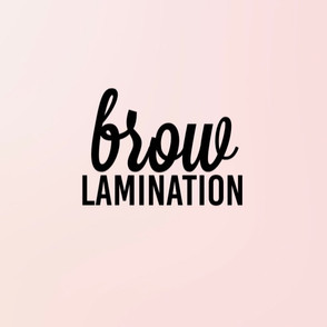 Guelph Brow Lamination