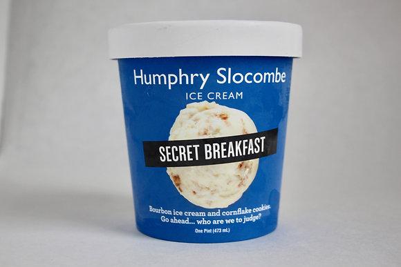 Secret Breakfast Ice Cream - 1 pint