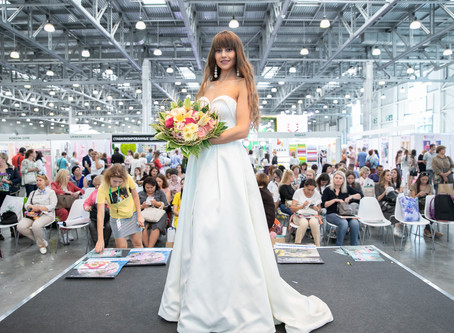Flower Circus at Flower Expo Moscow 2019