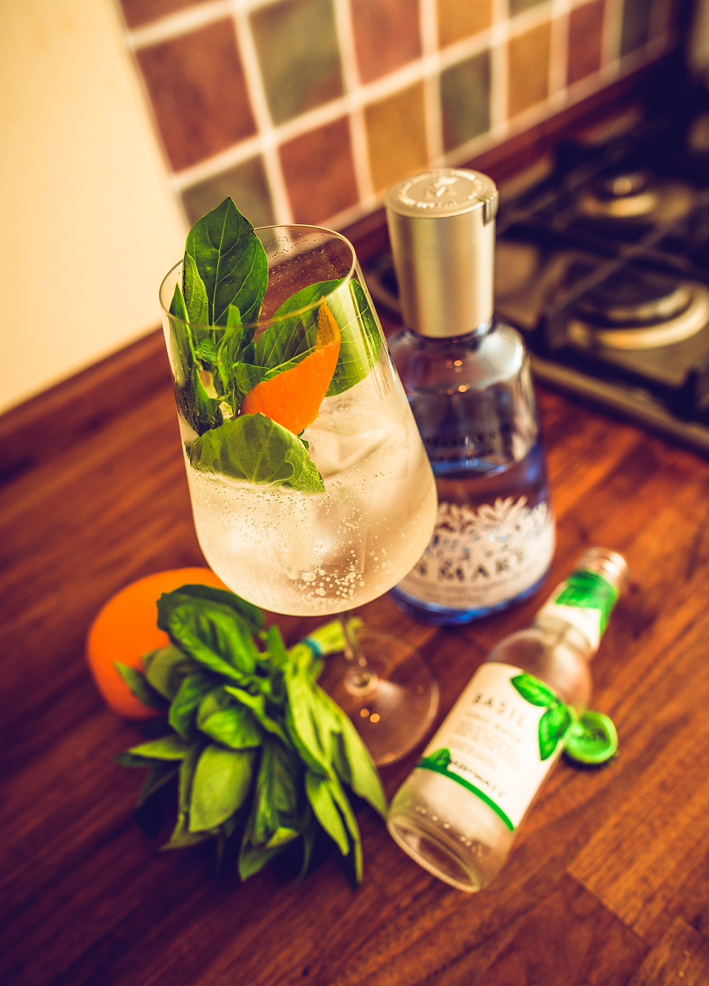 Gin Mare and tonic for International gin & tonic day