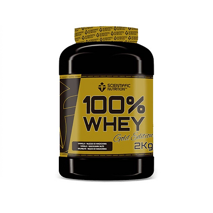 100% WHEY GOLD 2KG