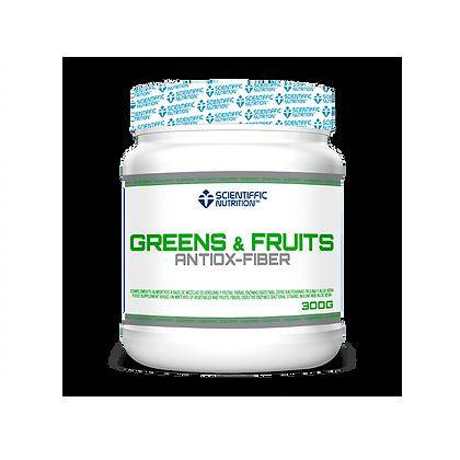 GREENS & FRUITS
