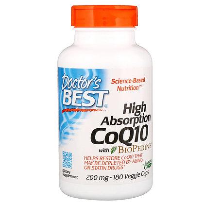 CoQ10 CON BIOPERINA