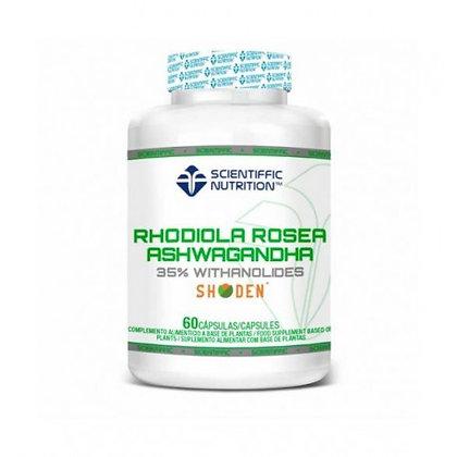 Rhodiola Rosea + Ashwagandha
