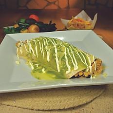 Spinach & Chicken Burrito