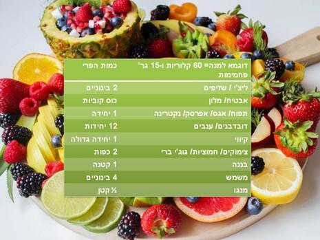 3 טיפים חשובים בבחירת פירות הקיץ