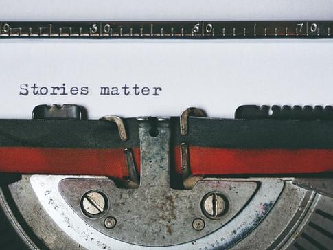 Escreva a sua história