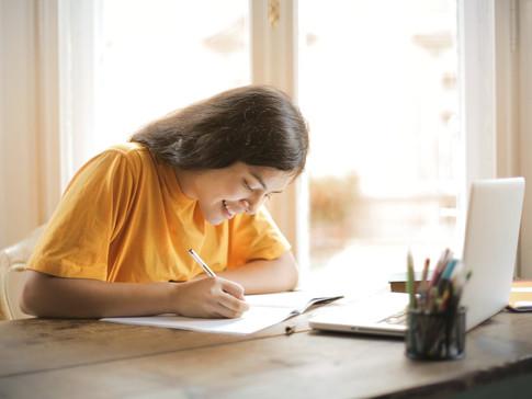 Você não precisa sofrer para escrever