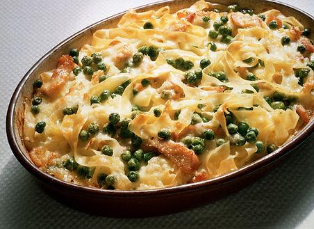 Easy Noodle Casserole