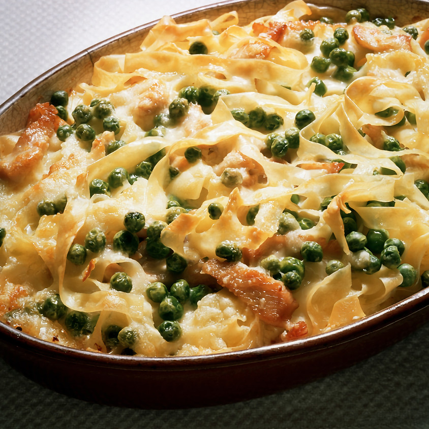 Kids & Teens Supper Club: Baked Pasta ~ 4:30 pm