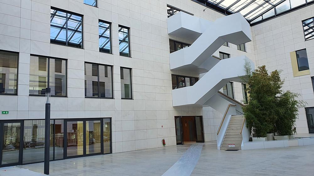 Bureaux Banque Edmond de Rothschild Luxembourg