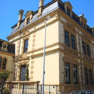 Valorisation d'un patrimoine immobilier historique pour une étude d'avocats