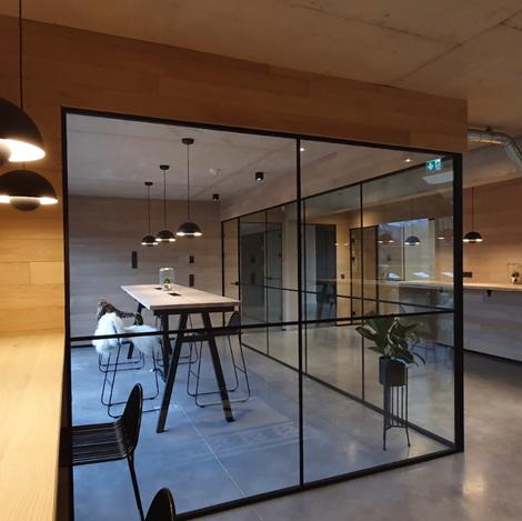 """Pall Center, lauréat du concours """"Office Space of the Year"""" de CBRE"""