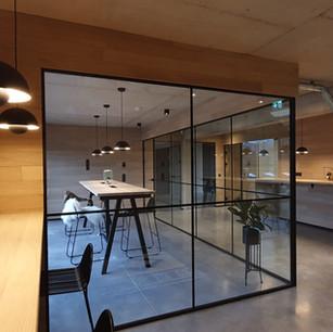 Siège de Pall Center : Lauréat du prix Office space of the year 2019