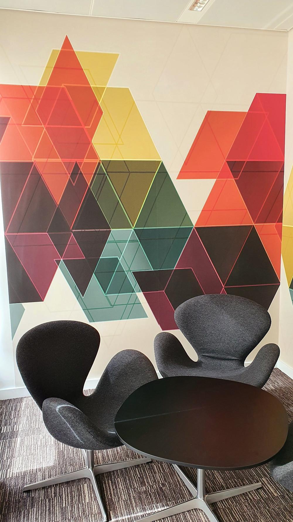 Siège social AXA Luxembourg papier-peint