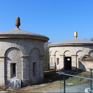 Restauration patrimoniale du musée des 3 Glands, Kirchberg