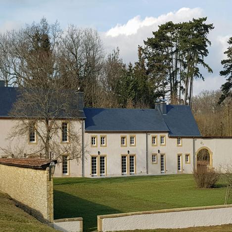 Nouvelle vie pour une bergerie à Luxembourg