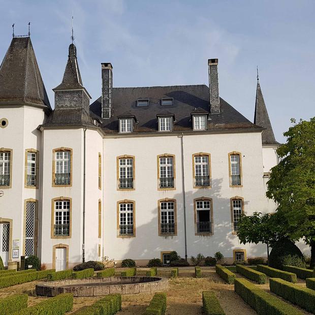 Institut d'Europe Luxembourg  - Château de Munsbach