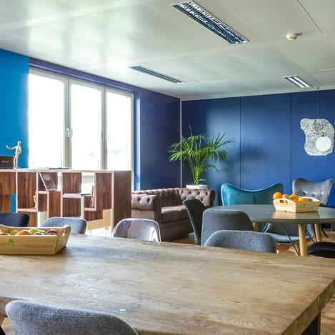 Comment choisir la bonne couleur pour vos bureaux ?