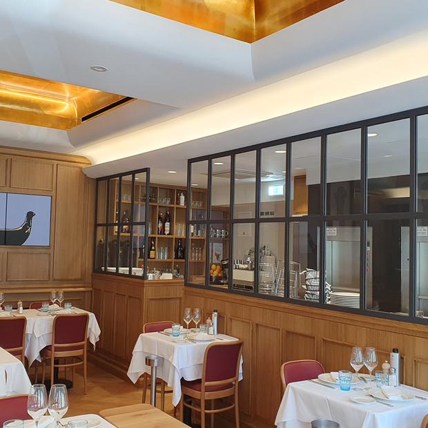 Rénovation de la Brasserie Guillaume à Luxembourg