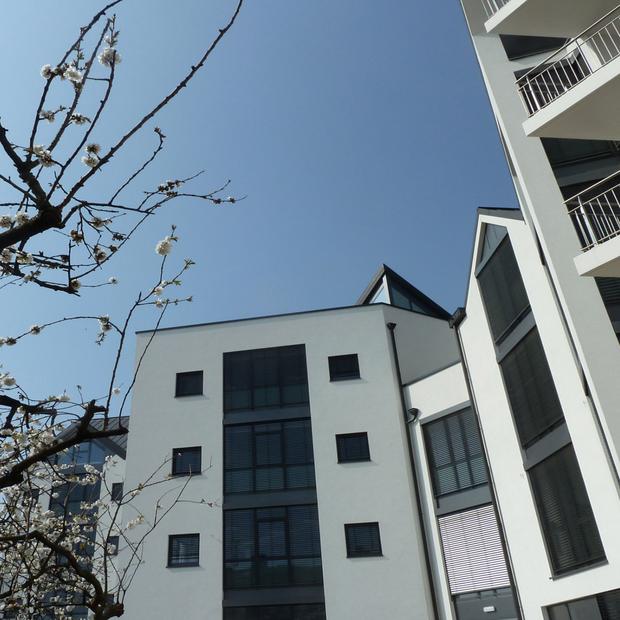 Immeuble d'appartements et de bureaux à Bonnevoie (CFL-Immo)