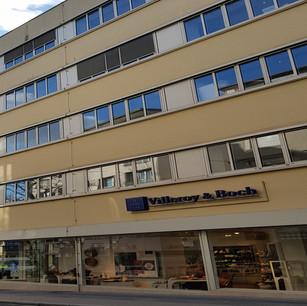 Rénovation de la façade, Luxembourg