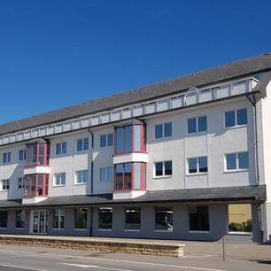 Rénovation complète du bâtiment, Strassen