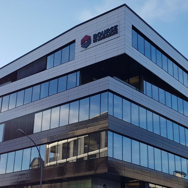 La Bourse de Luxembourg (4 300 m²)