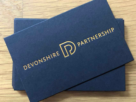 Devonshire Partnership Rebrands