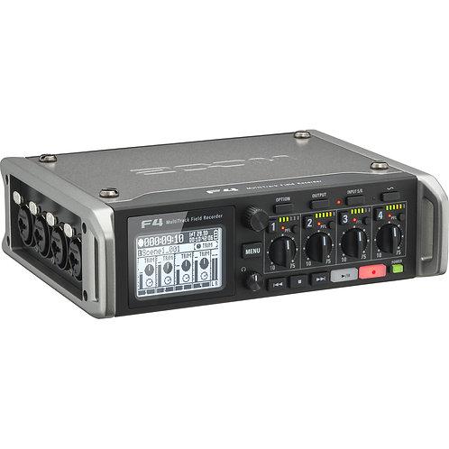 Zoom F4 Field Sound Recorder