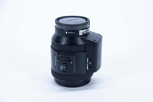 Sony 18-200 Lens