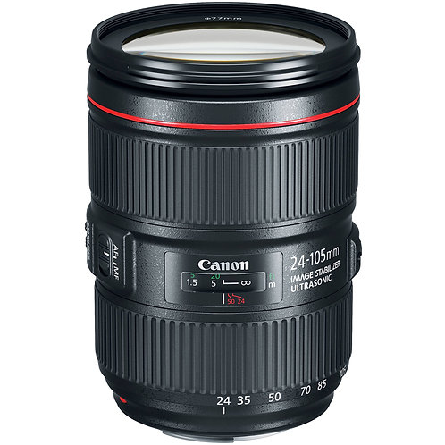Canon 24-105 f/4L IS