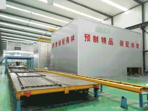 Curing Warehouse and Temperature Control System