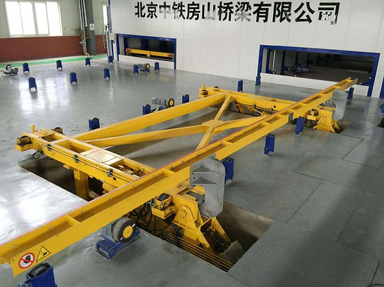 Tilting equipment