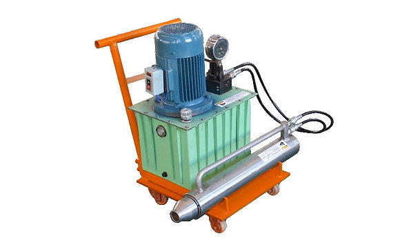 Hydraulic Steel Wire Prestressing Machine