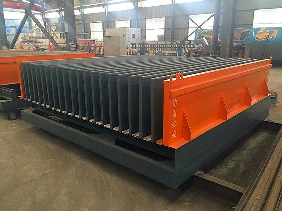 Precast concrete wall panel machine