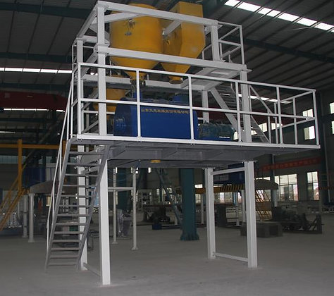 Lightweight Foam Concrete Mixer