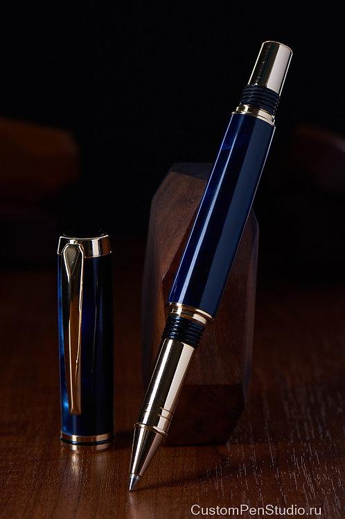 Ручка Sirius синий акрил