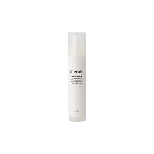 Crème de jour visage - Meraki