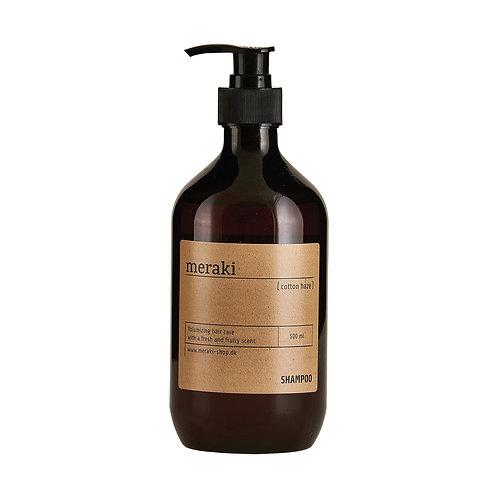 "Shampooing ""brume de coton"" 500ml - Meraki"