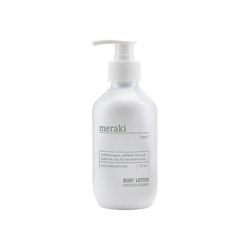 Crème pour le corps PURE 275ml - Meraki