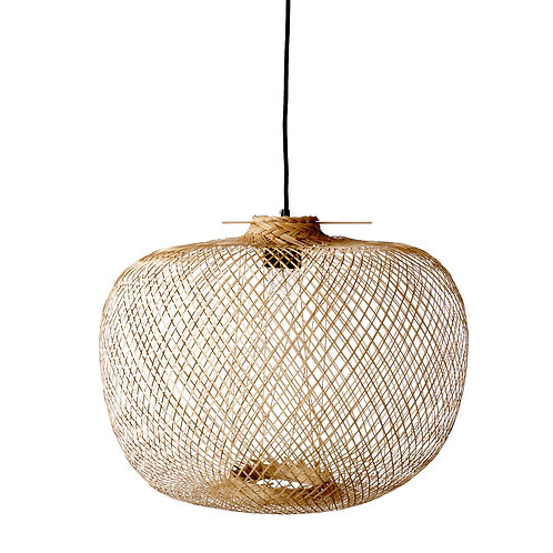 Suspension bambou naturel - Bloomingville
