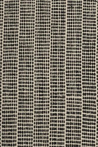 Tapis noir et beige, 300x200cm - Serax X Bea Mombaers